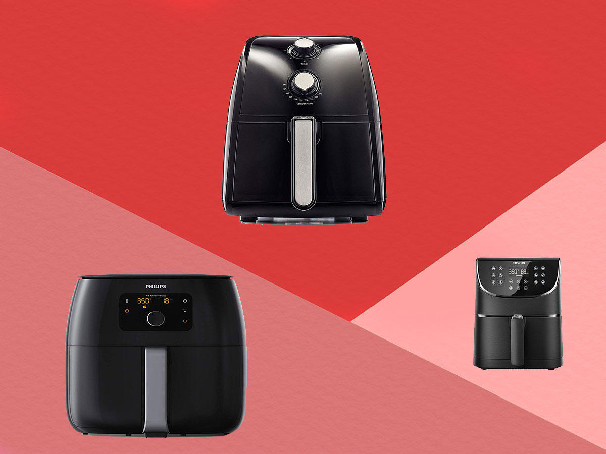 Amazon Has Tons of Air Fryer Deals for Prime Day — These Are the Ones Worth Buying ASAP