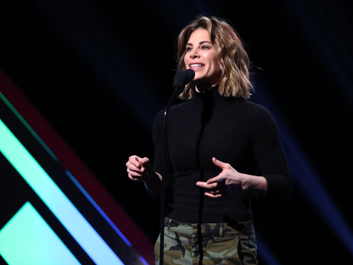 "Jillian Michaels Says Restrictive Diets Are ""Never Necessary"""
