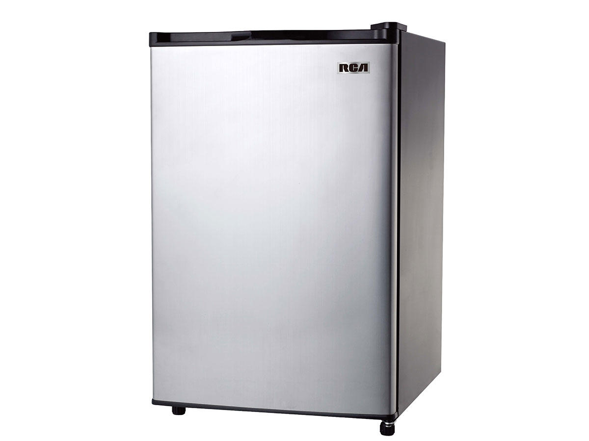 RCA 3.2 Cu Ft Single Door Mini Fridge with Freezer