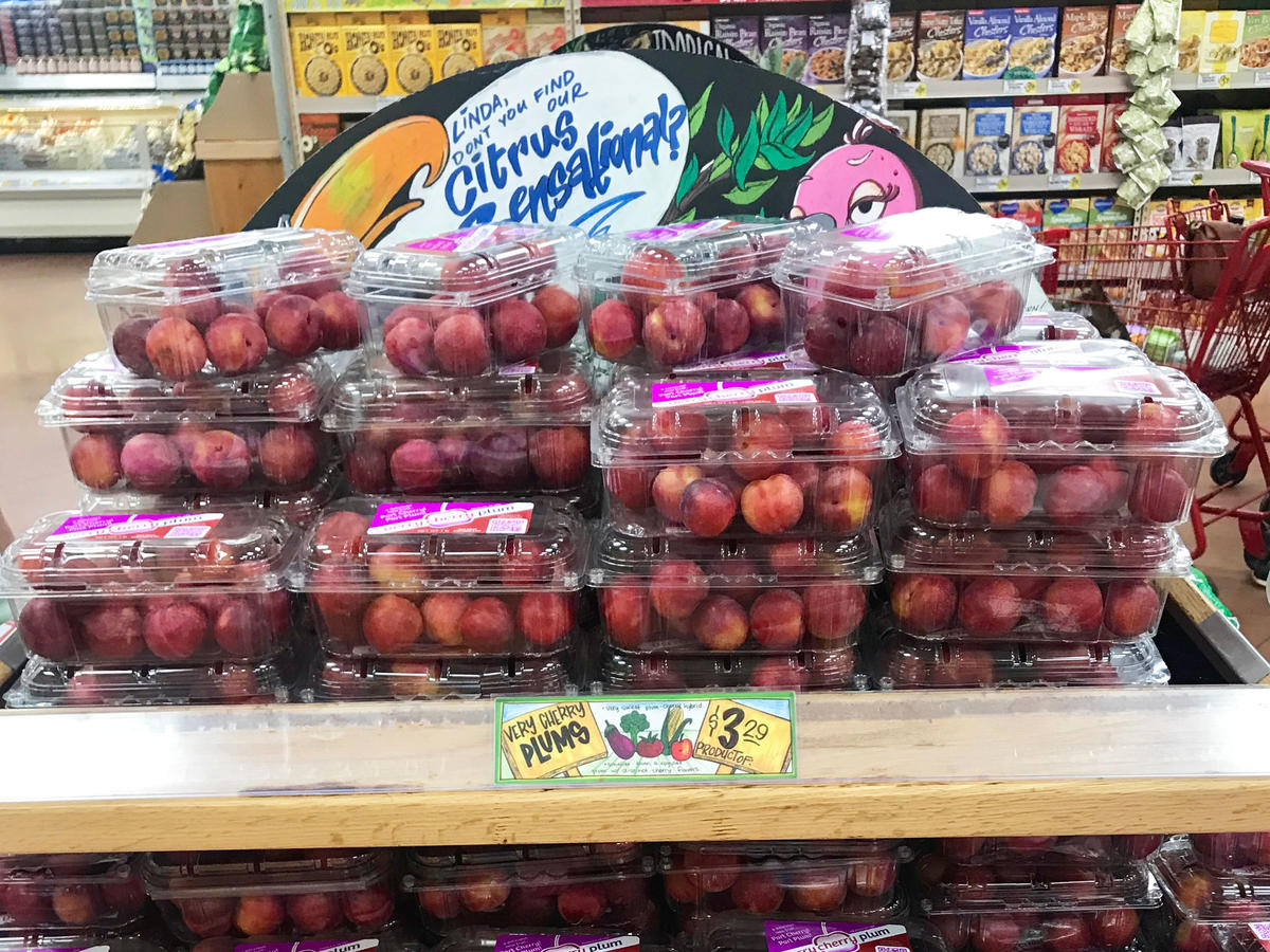 Cherry Plums Are the Delicious Fruit Hybrid We Never Knew We Needed