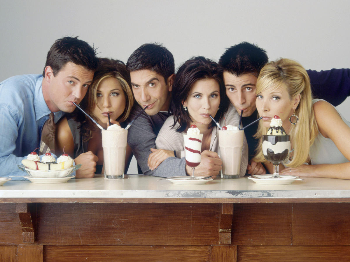 The Pottery Barn 'Friends' Collection Is Here and Could We BE Any More Excited?!