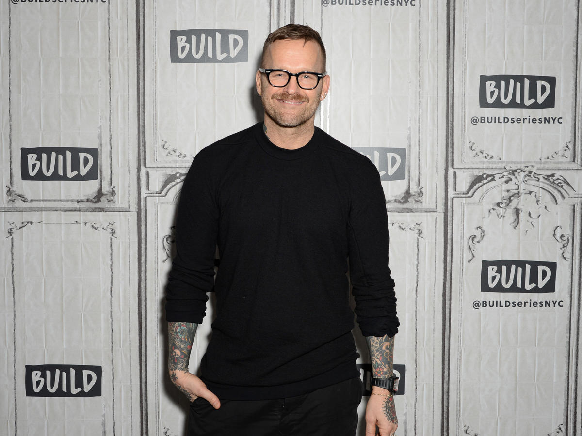 Bob Harper Will Host The Biggest Loser Reboot: 'I Know What They're Going Through'