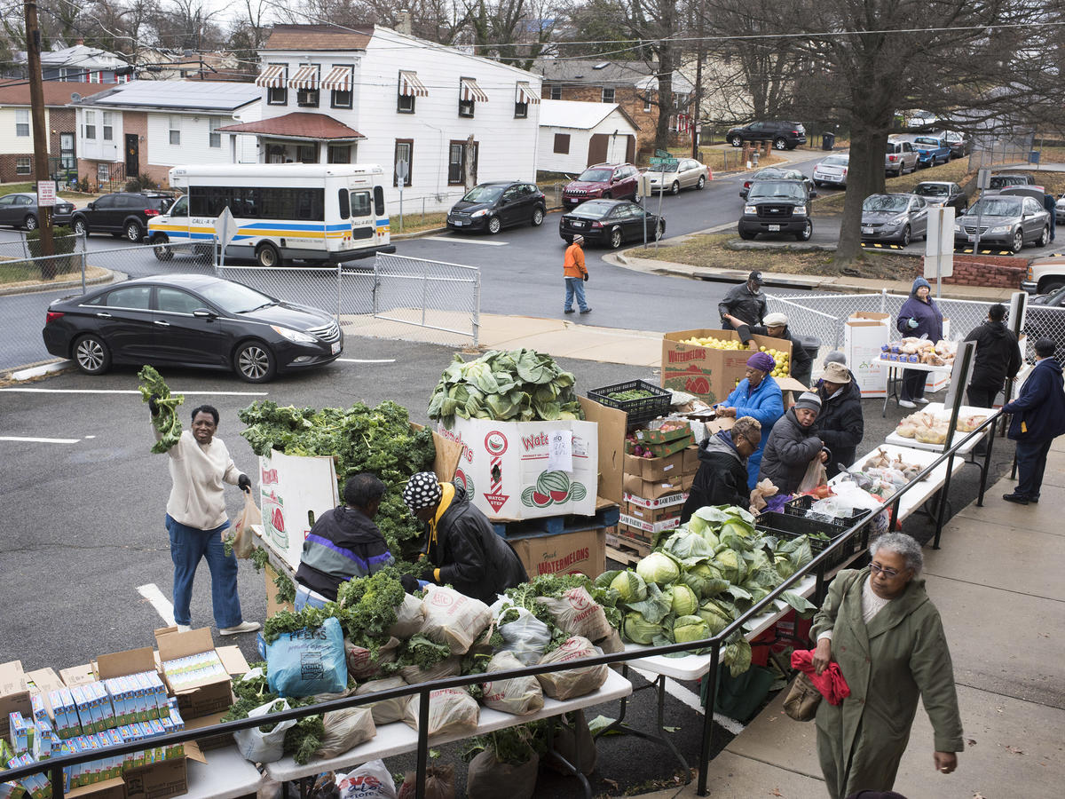Your Local Food Bank Needs You Right Now—Here's Why