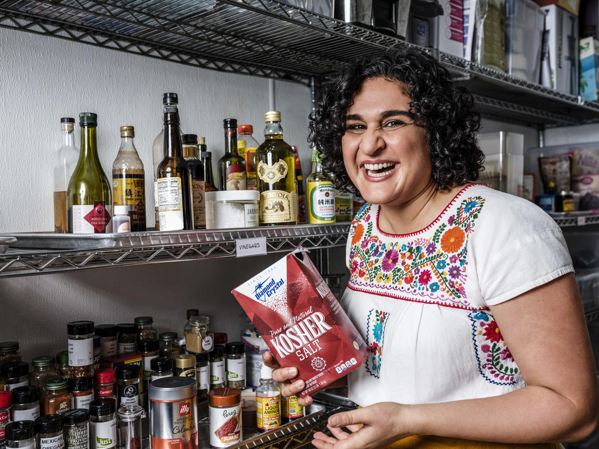 The Best $2 You Can Spend at the Grocery Store, According to 'Salt Fat Acid Heat' Star Samin Nosrat