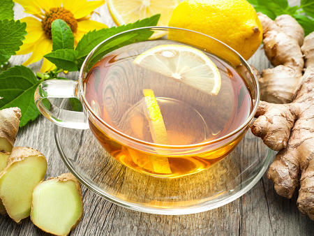 ginger-tea-best-foods-for-flat-abs