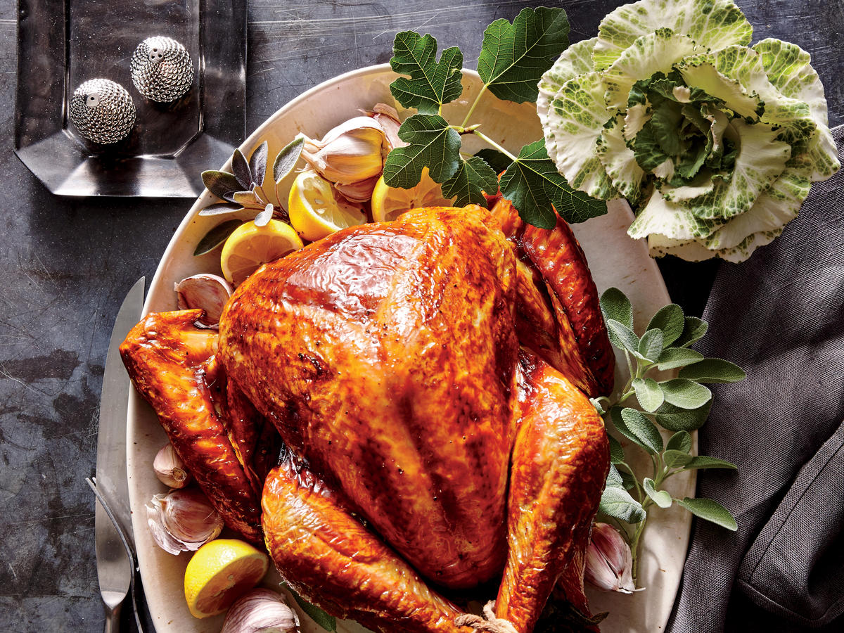 How to Make a Thanksgiving Turkey Look Gorgeous, According to a Pro
