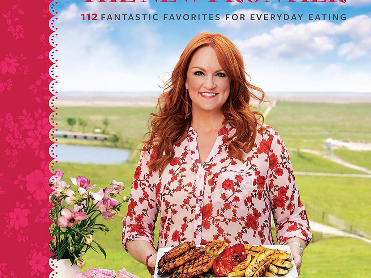 Ree Drummond Reveals the Gorgeous Cover of Her New Cookbook (and a Peek of What's Inside)