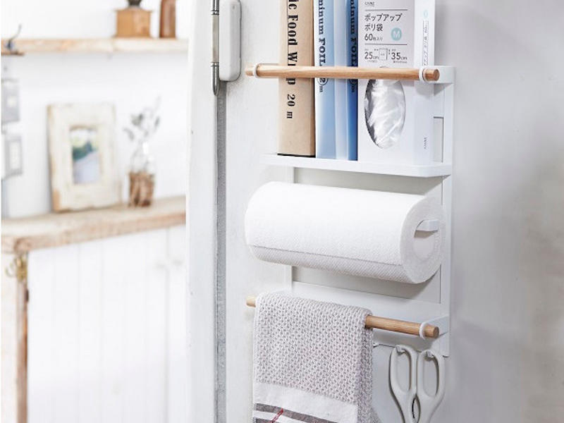 Tosca Magnetic Kitchen Organization Rack