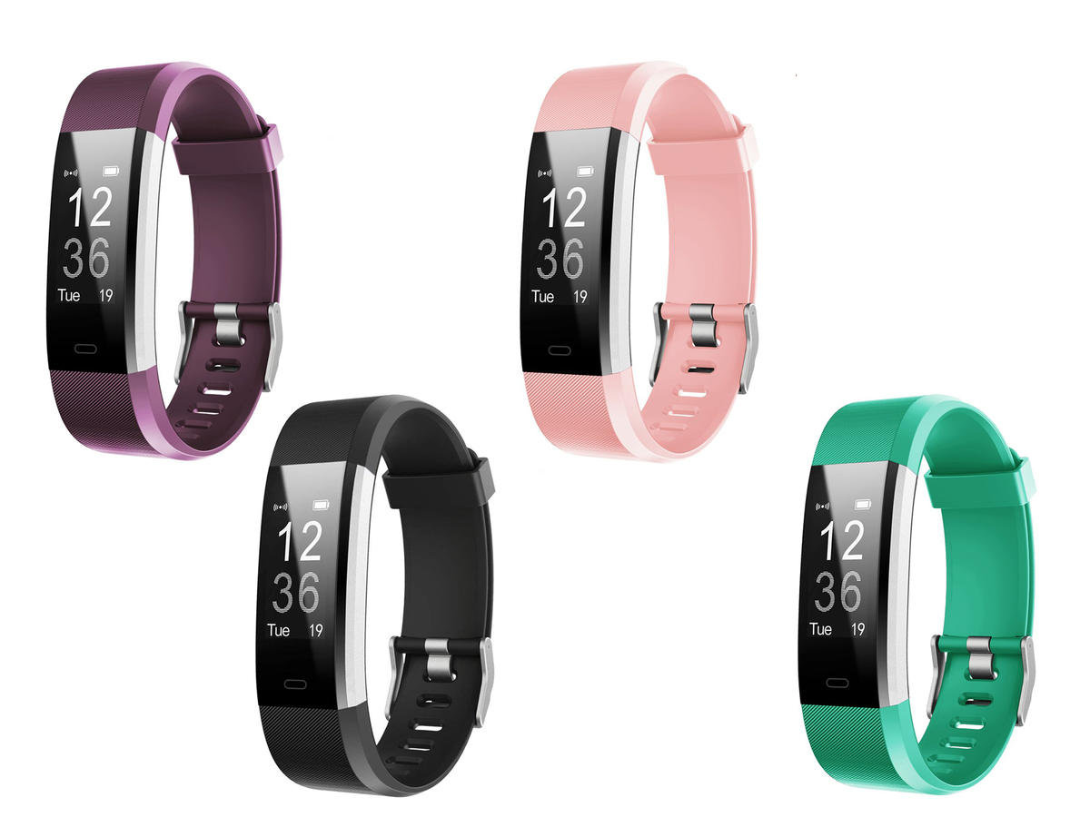 This Fitness Tracker Has More Five-Star Reviews Than the Fitbit on Amazon — and It's Only $30