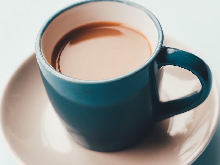 The Nutritionist-Approved Hack That Made My Coffee Taste So Much Better