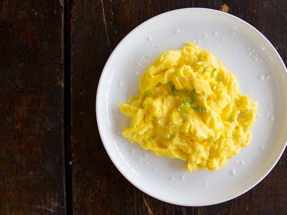 I Finally Know Why My Scrambled Eggs Aren't Right