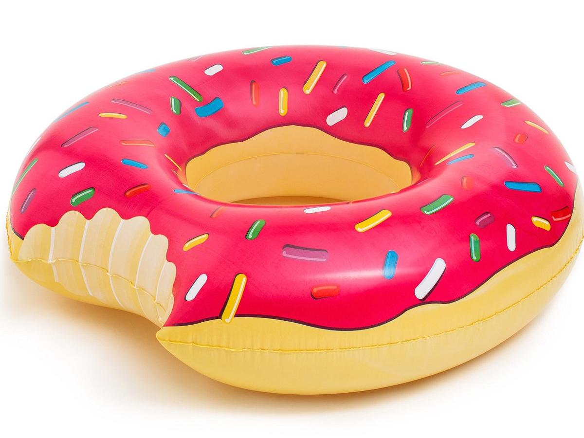 17 Food-Themed Pool Floats You'll Want to Lounge on All Summer Long