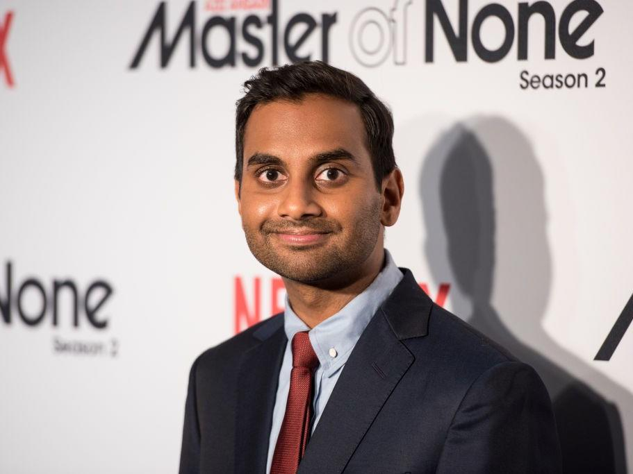 A Complete History of Aziz Ansari's Obsession With Food