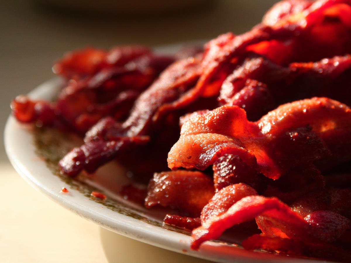Cancer Group Recommends Ditching Bacon and Booze to Stay Cancer-Free