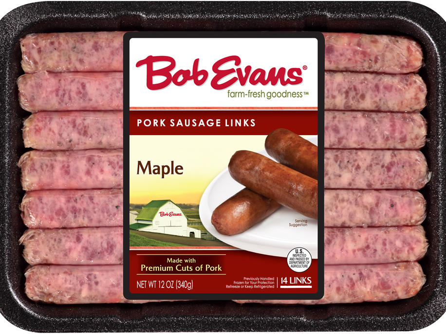 Bob Evans Farms Recalls Nearly 47,000 Pounds of Sausage