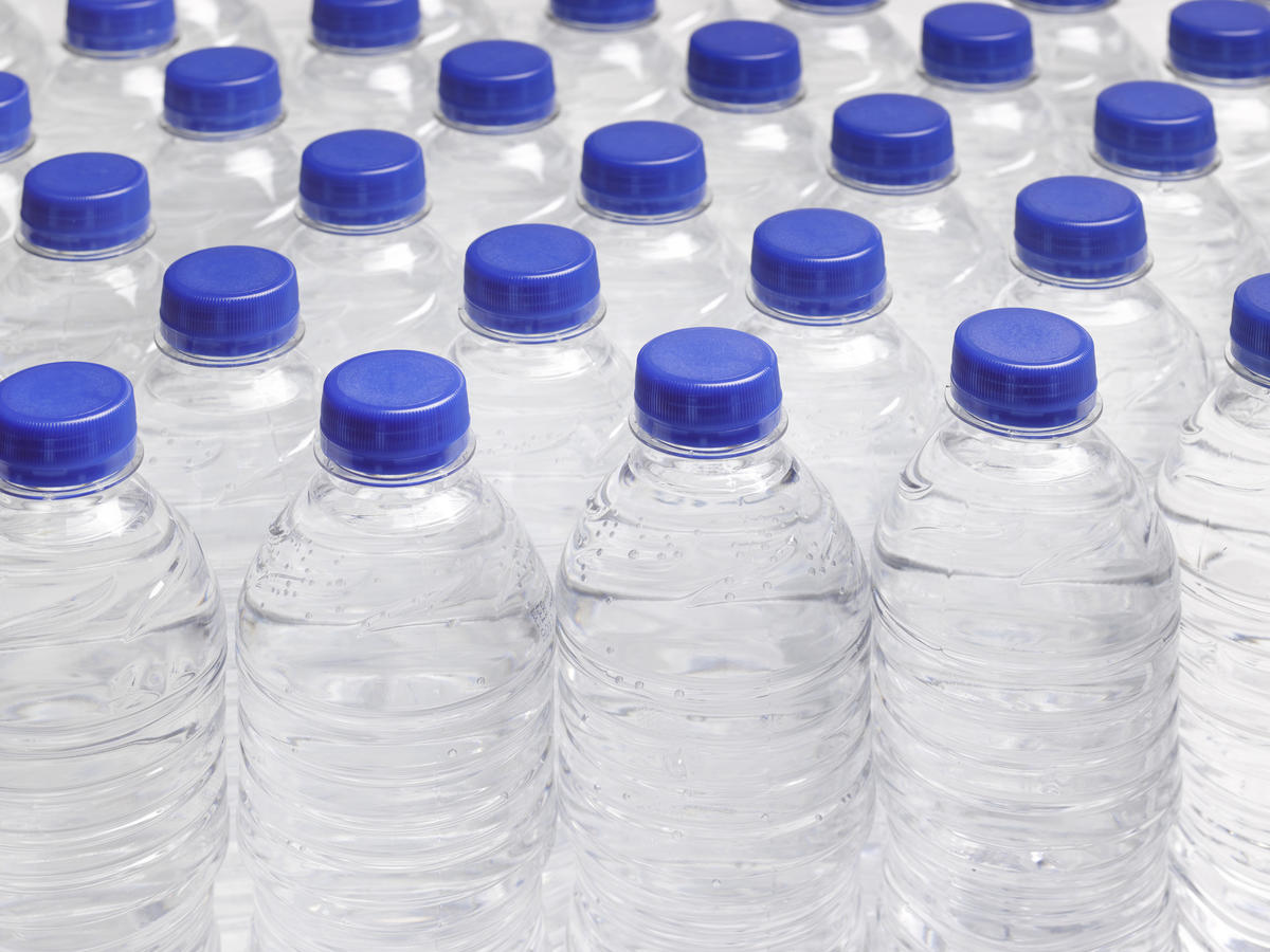 Your Bottled Water Probably Has Plastic In It. Should You Worry?