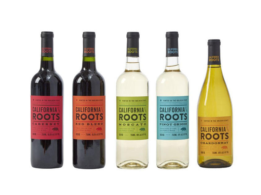 California Roots Wine