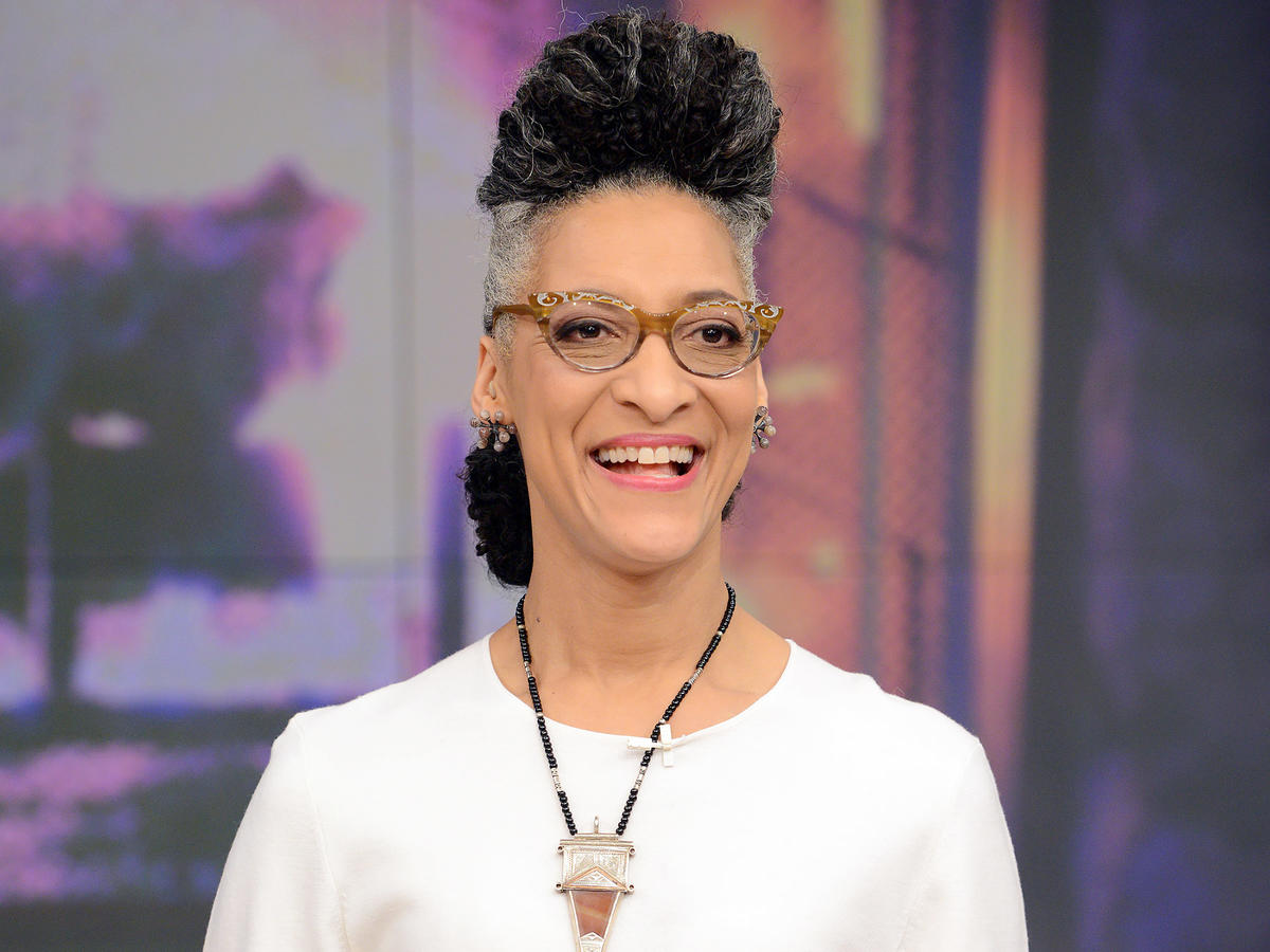 How Carla Hall Stays Healthy During Months on the Road