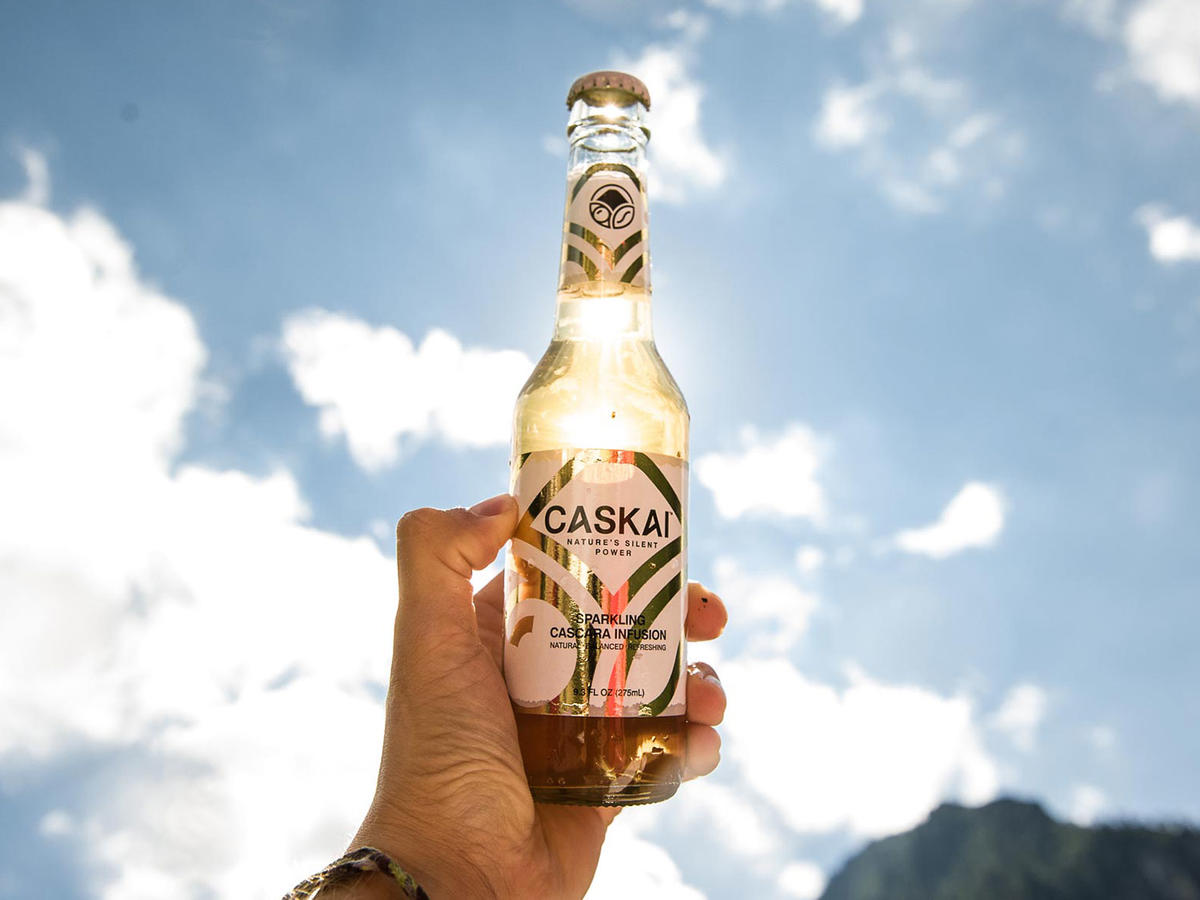 Austrian Sparkling Cascara Drink Brand Launches in the U.S.