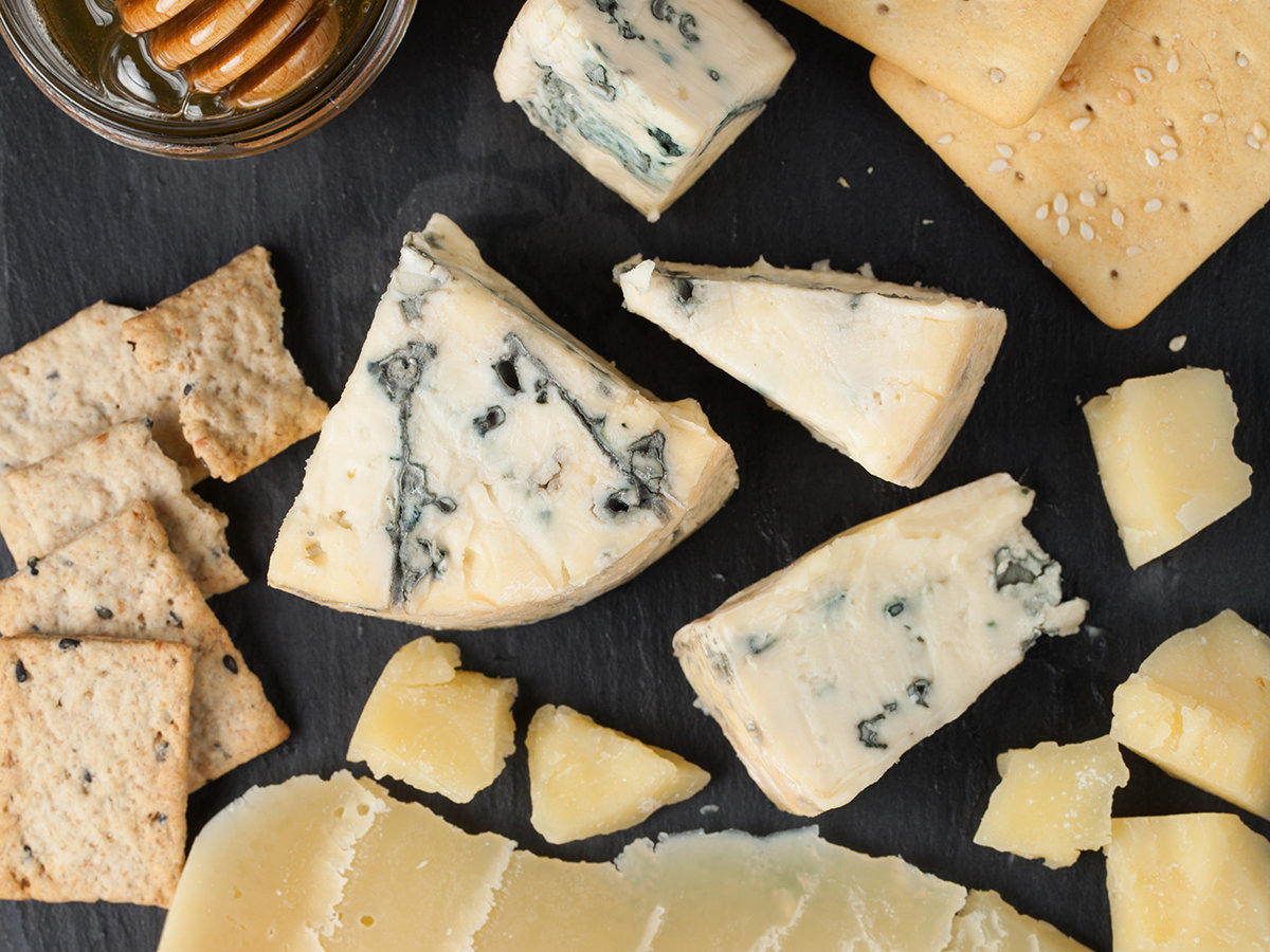 9 Cheeses You Can Eat If You're Lactose Intolerant