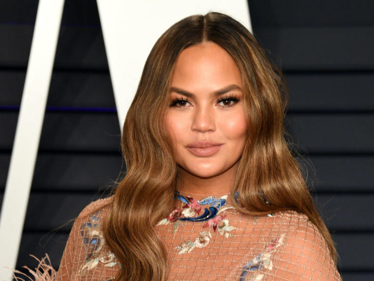 Chrissy Teigen Is Starting a Food Blog