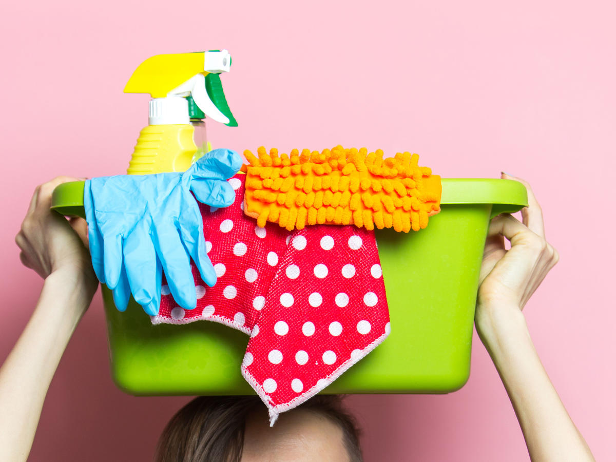 A Staggering Number of People Forget to Clean This One Place in Their House
