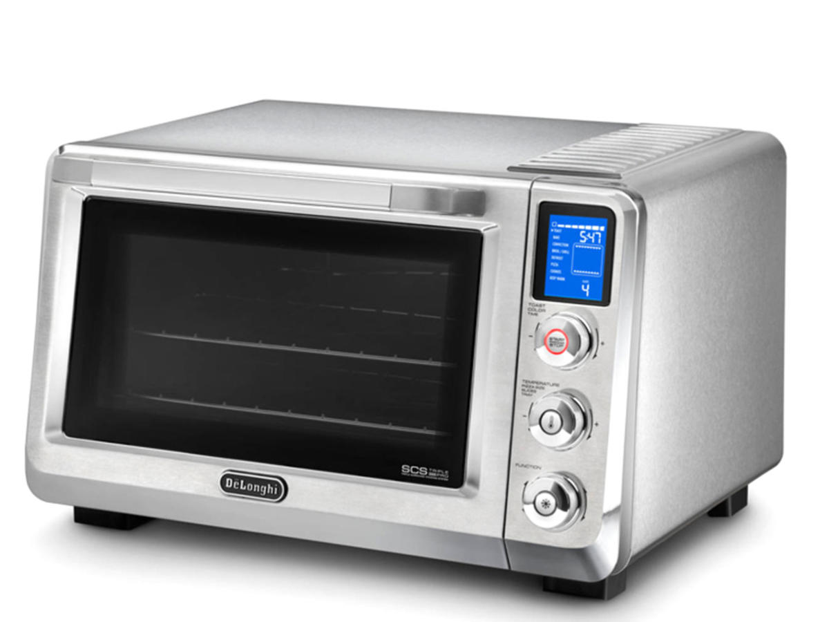 Small convection oven for countertop
