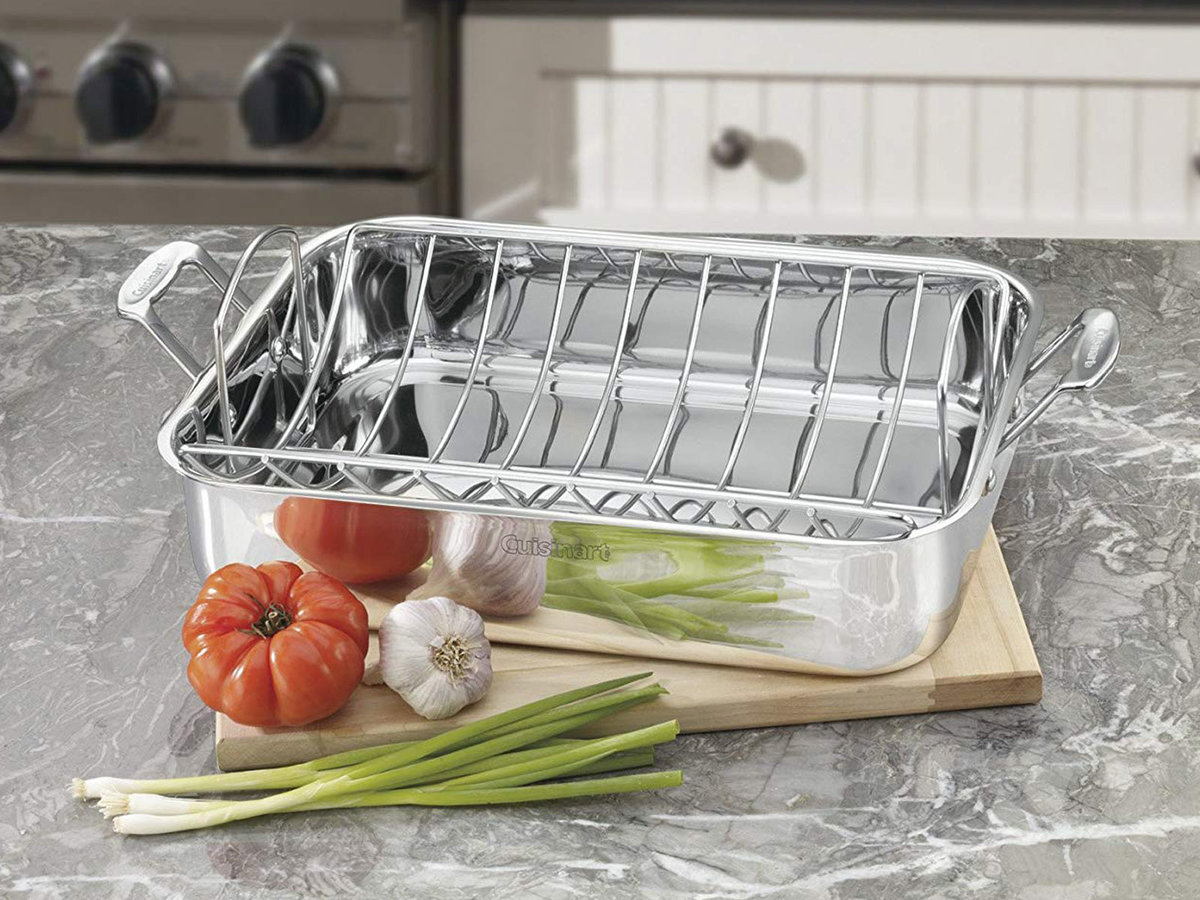 cuisinart roasting pan on sale