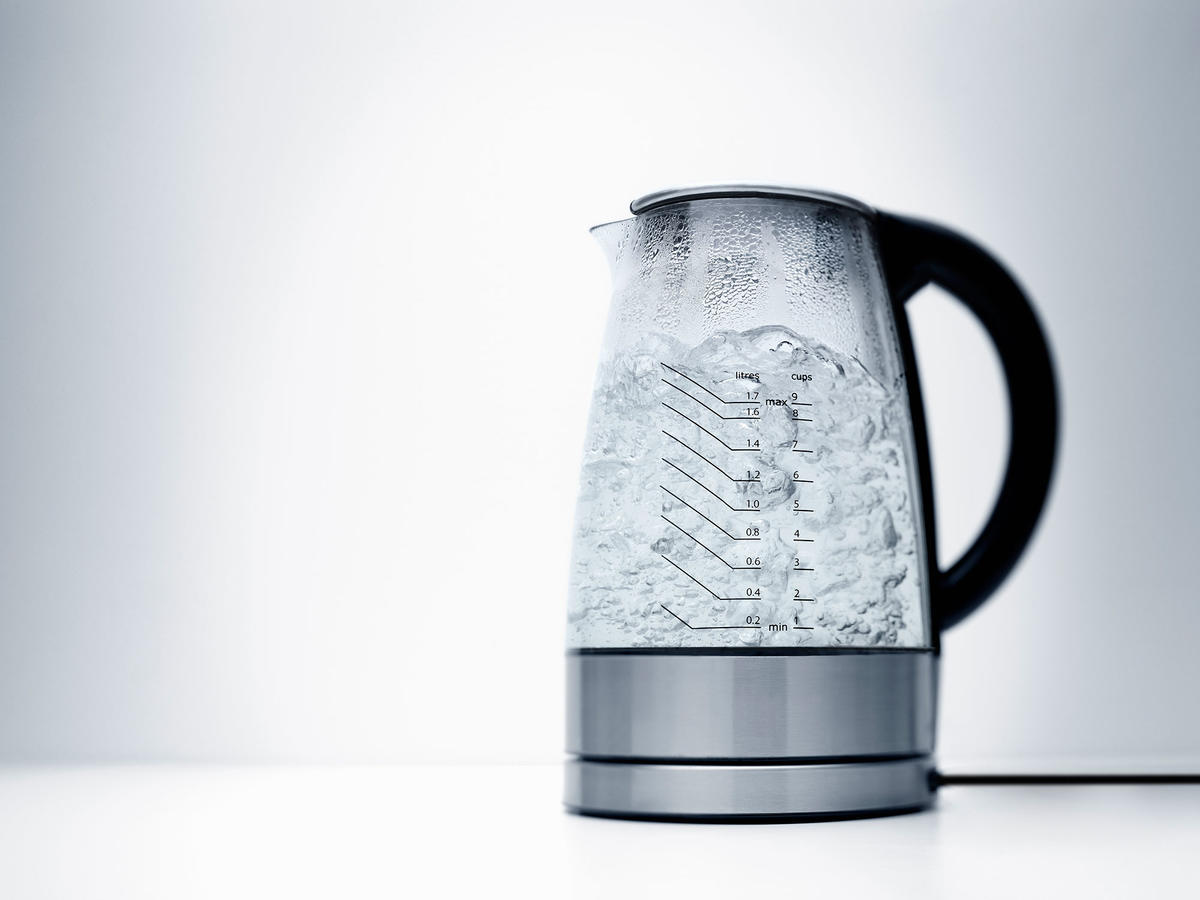 If You Don't Own an Electric Tea Kettle, Get One