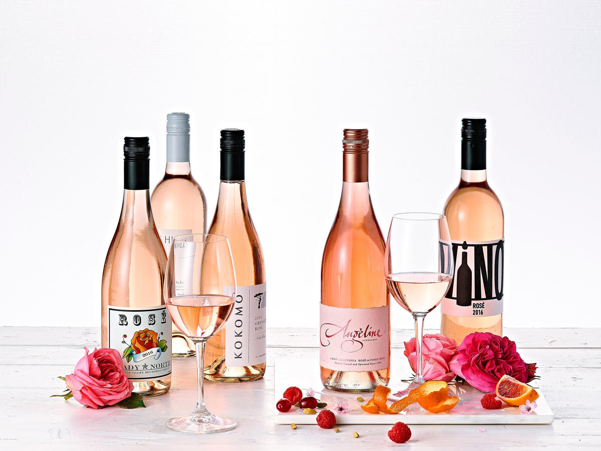 8 Great Affordable Rosé Wines