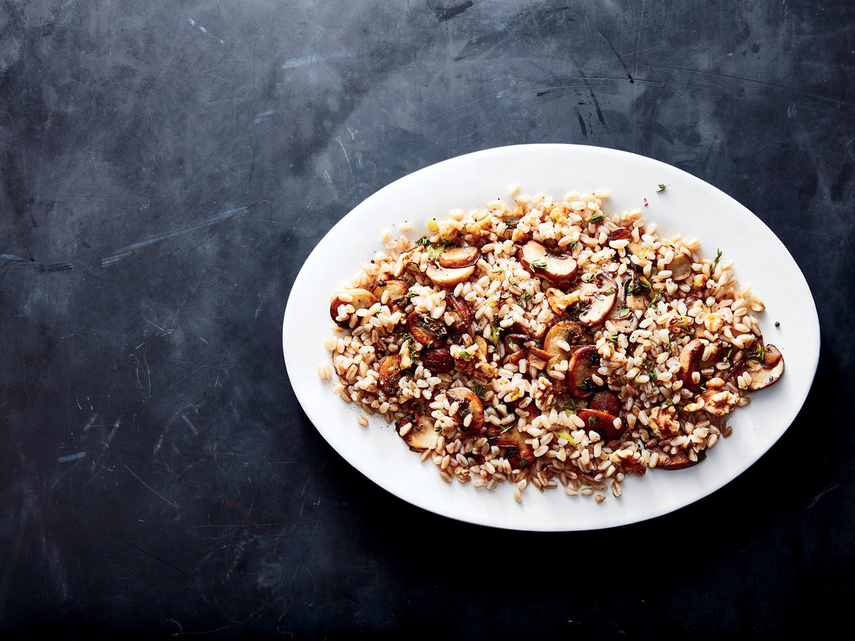 Cooking Grains? Forget Ratios. This Method Is Much Easier