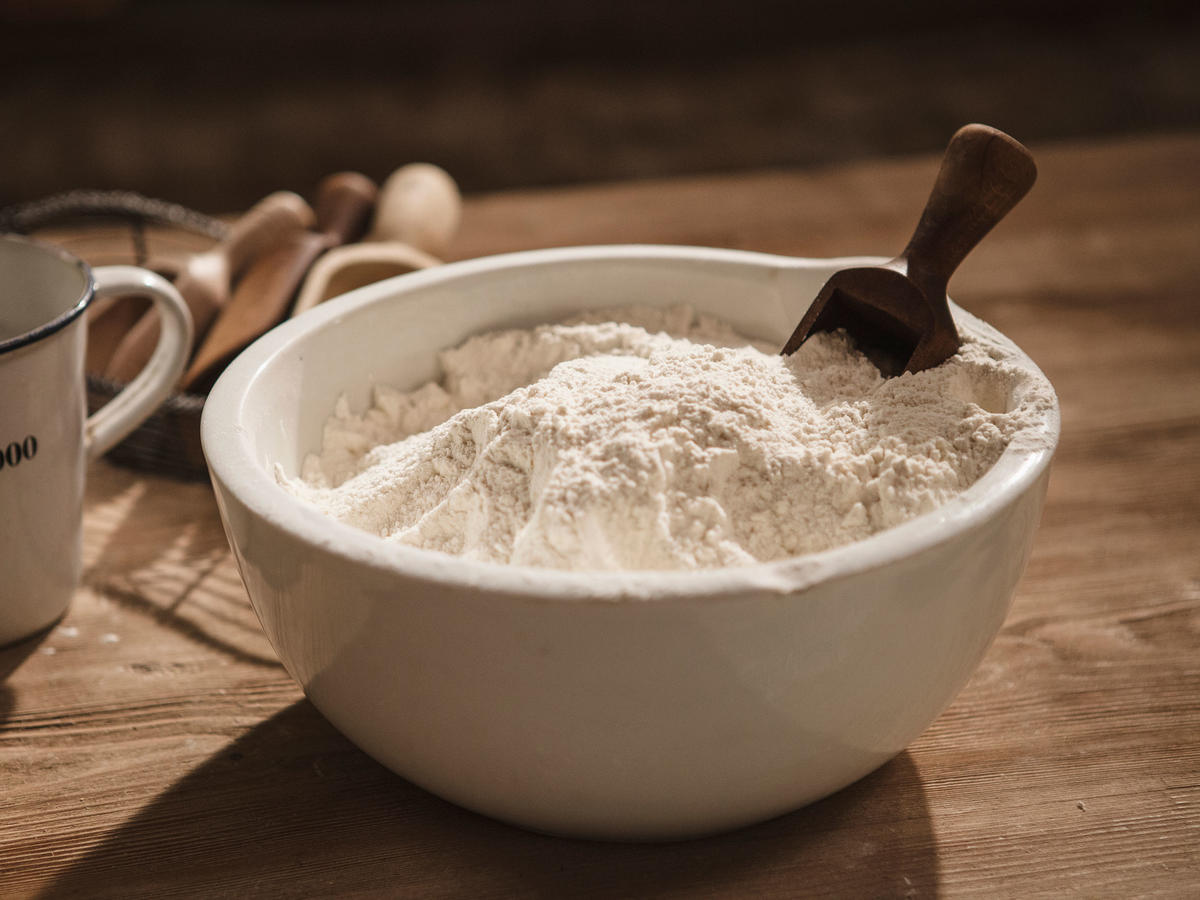 What's the Difference Between Self-Rising and All-Purpose Flour?