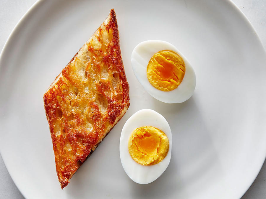 How Healthy Are Hard-Boiled Eggs, Exactly?