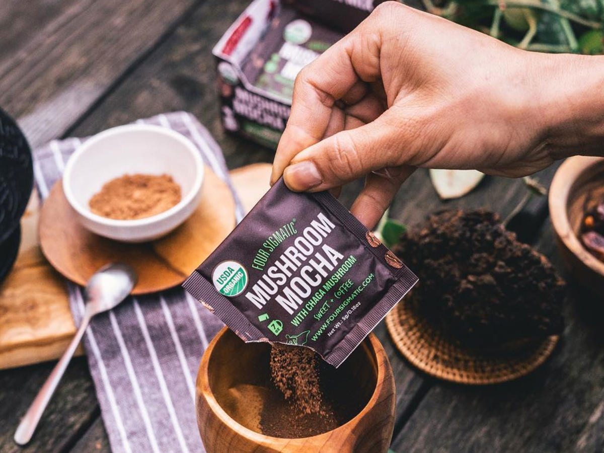 These Adaptogen Blends Are Instant Coffee for the Wellness Generation