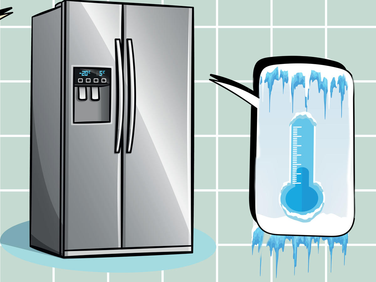 The Temperature Your Fridge Is Set to Is Probably Wrong