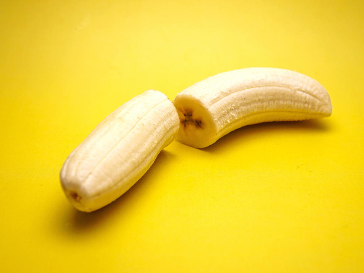 Don't Make This Frozen Banana Mistake