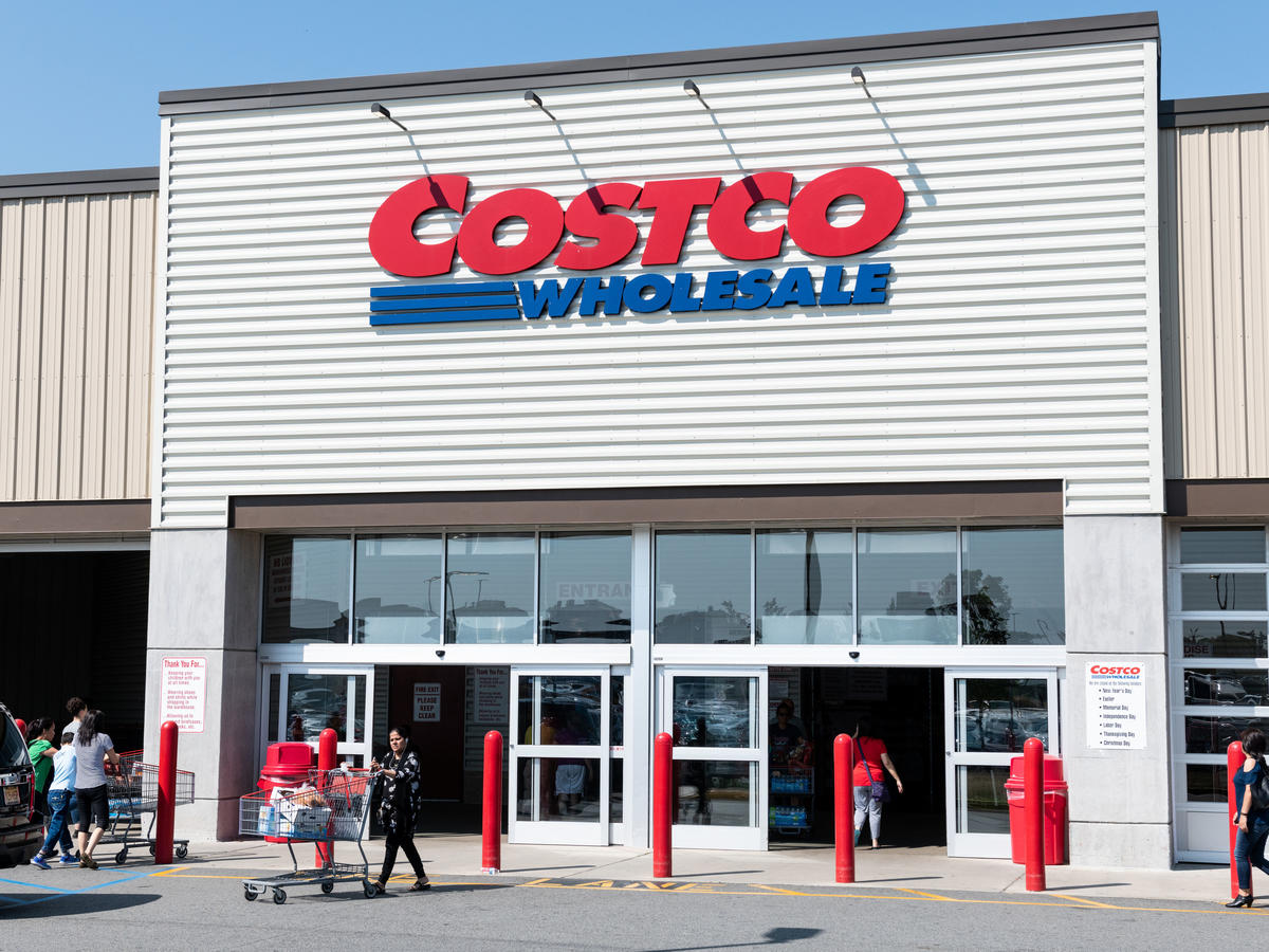 The One Food You Should Buy from Costco for Your Christmas Dinner