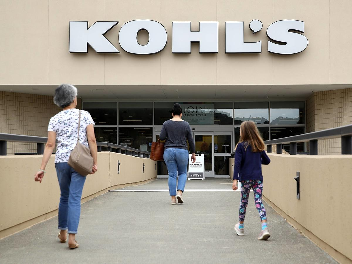 Amazon Returns Will Soon Be Accepted at All Kohl's Stores