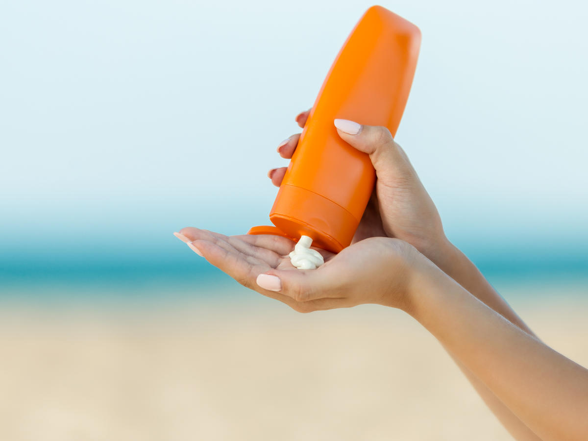 Sunscreen Ingredients Are Absorbed Into Your Blood. Here's What That Could Mean