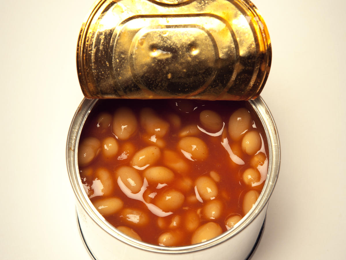 Is It Safe to Eat From a Dented Can?