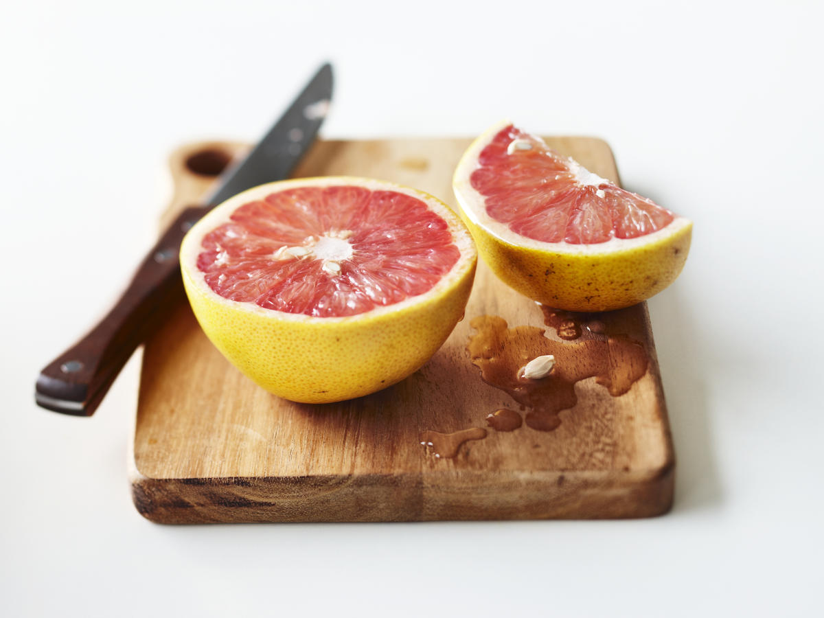 Why Grapefruit Juice and Your Medications May Not Be OK to Mix