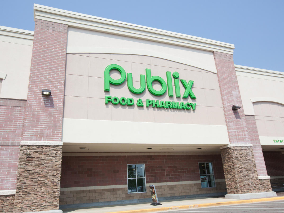 2. Publix Super Markets