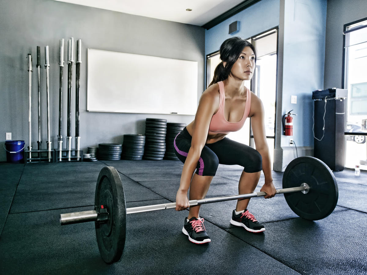 Add strength training to your gym routine