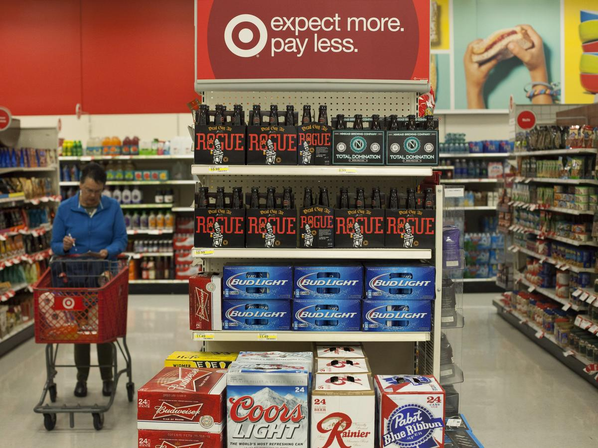 Target Makes a Killing on Alcohol Sales and Is Expanding Its Booze Selection