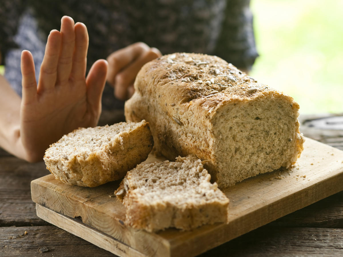 Treatment for celiac disease is straightforward—but can be challenging