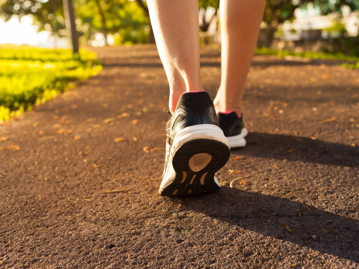 Walking Is Considered Exercise—But Only If You Take This Many Steps Per Hour