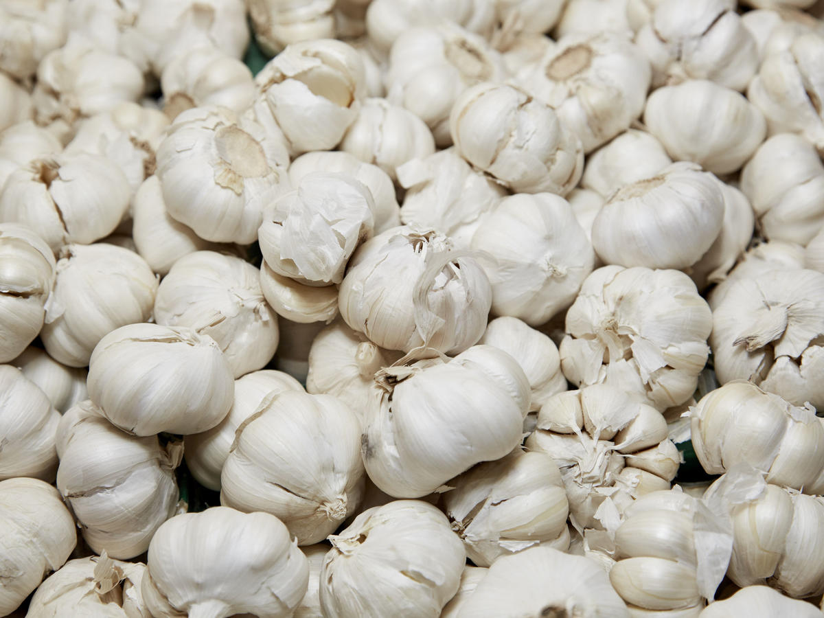 Are You Eating Toxic Foreign Garlic?