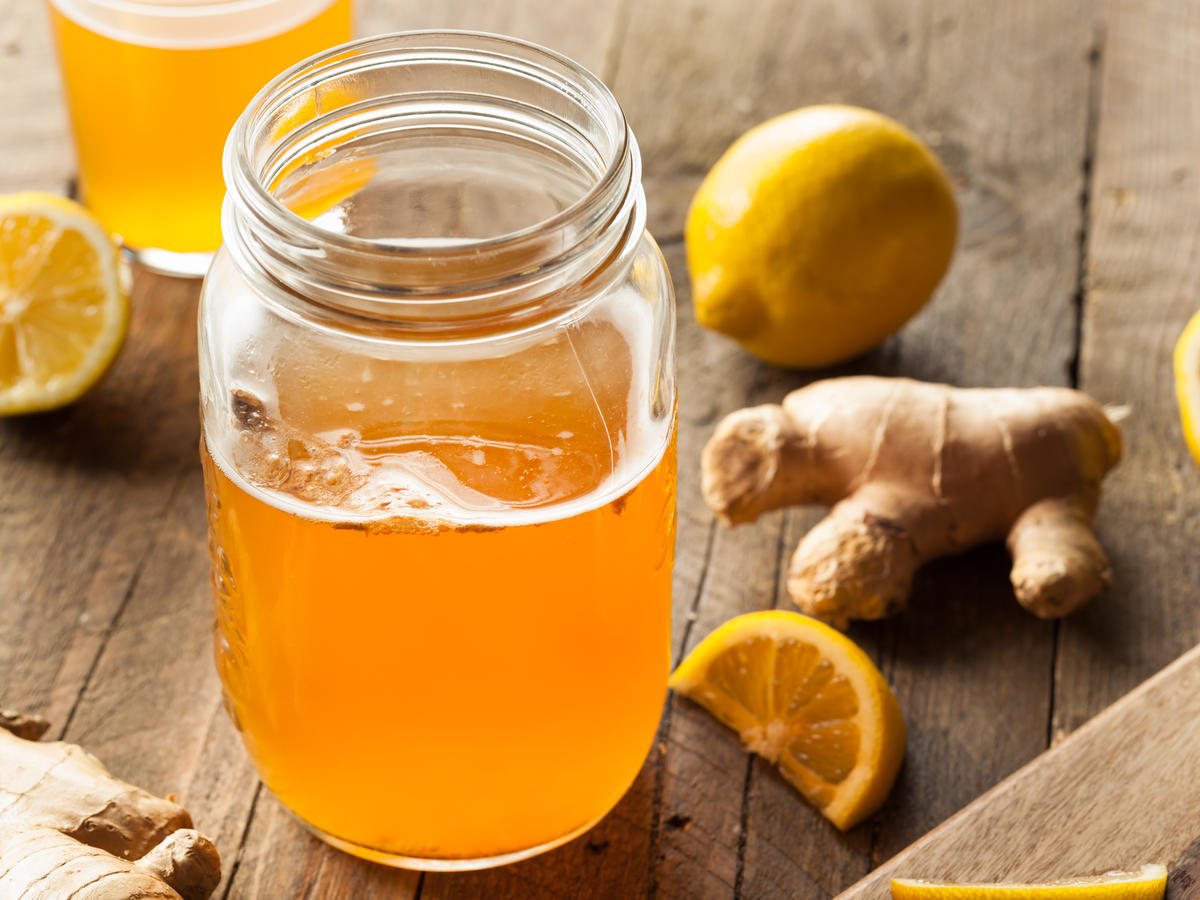 Kombucha Is Bad for Your Teeth, Dentists Say