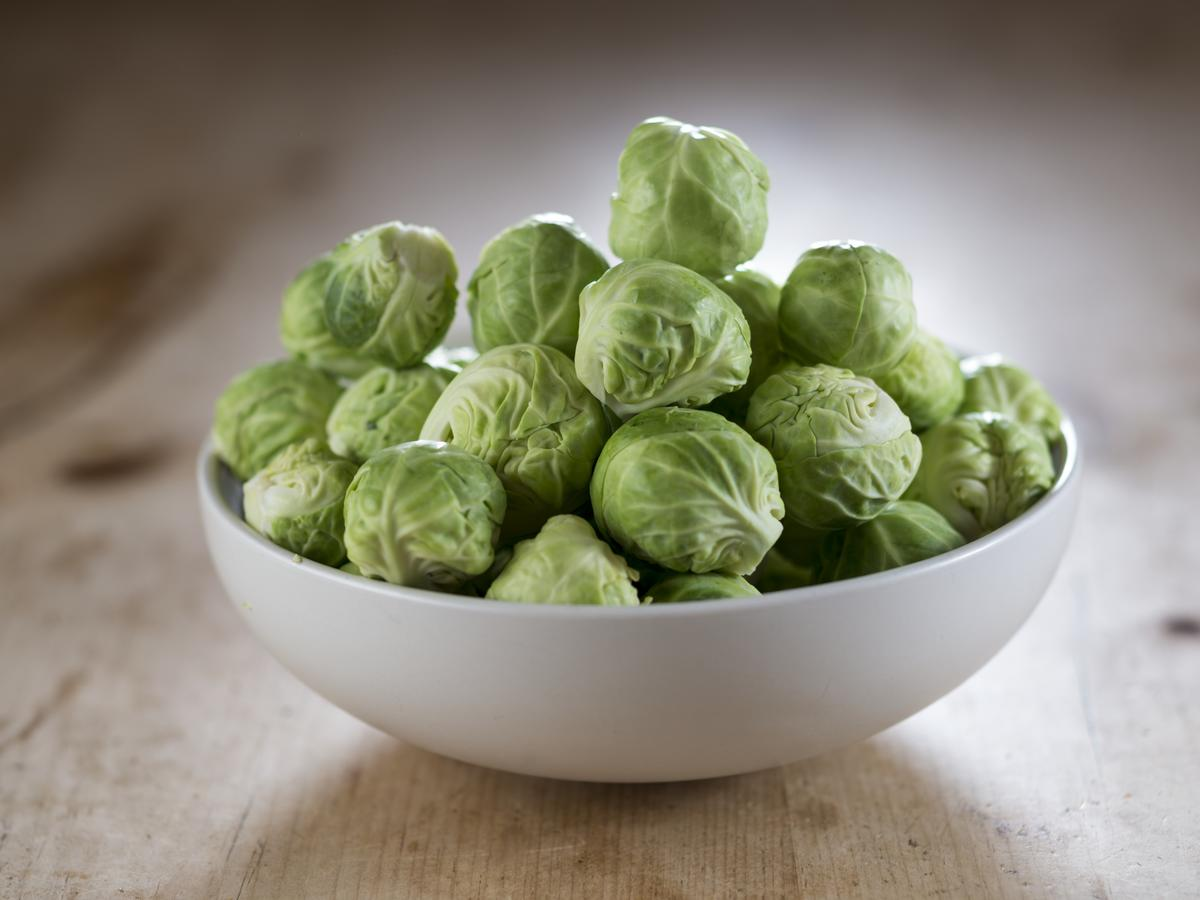 Best veggie: Kale, cauliflower, Brussels sprouts, and other cruciferous vegetables