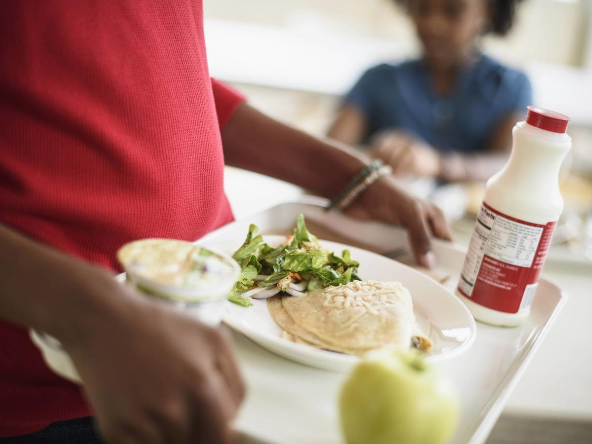 USDA Relaxes School Lunch Rules, Approving Strawberry Milk, Fewer Whole Grains in Federally-Subsidized Meals